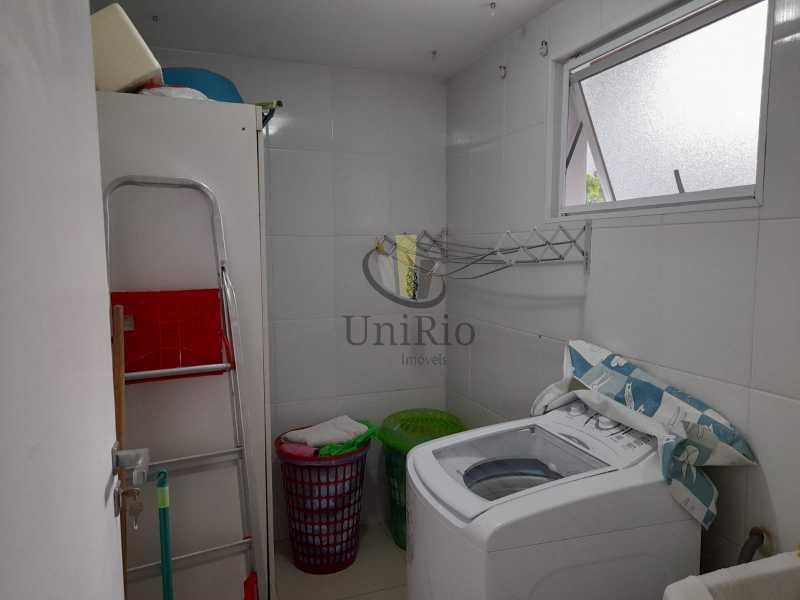 477b3230-7585-4055-87ea-d4b66c - Casa em Condomínio 2 quartos à venda Pechincha, Rio de Janeiro - R$ 550.000 - FRCN20048 - 21