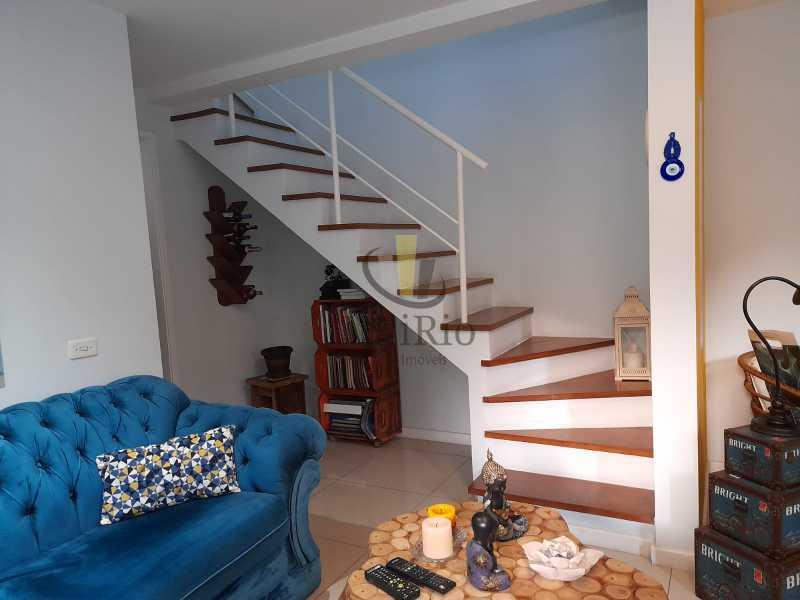 6ecdd402-e6e3-4fab-a4b6-5cc281 - Casa em Condomínio 2 quartos à venda Pechincha, Rio de Janeiro - R$ 550.000 - FRCN20048 - 3