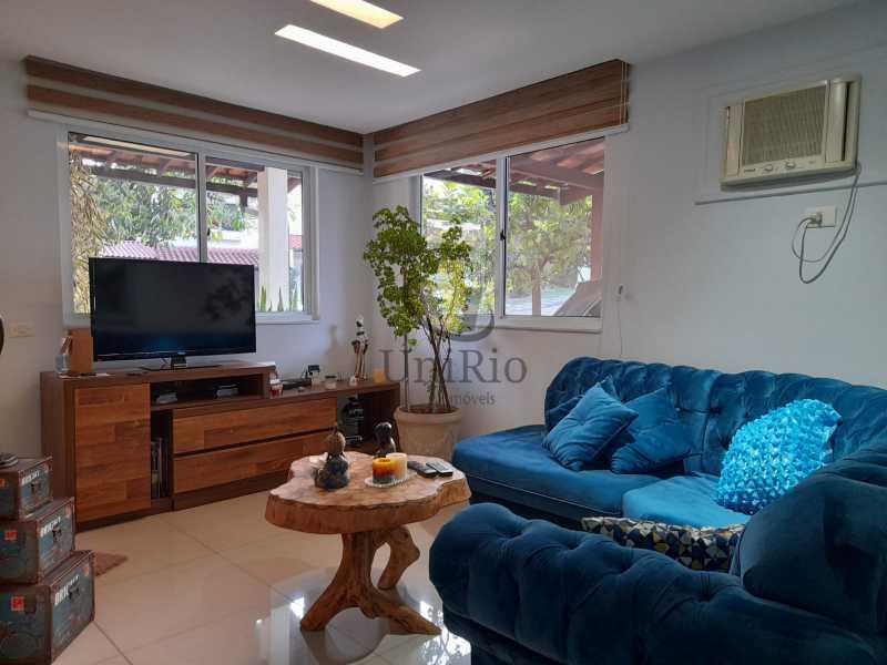 6773506b-bda5-44c4-a301-7ed3d9 - Casa em Condomínio 2 quartos à venda Pechincha, Rio de Janeiro - R$ 550.000 - FRCN20048 - 1