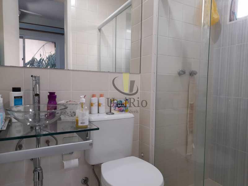 f853ef37-f1bb-4df2-9a27-427801 - Casa em Condomínio 2 quartos à venda Pechincha, Rio de Janeiro - R$ 550.000 - FRCN20048 - 16