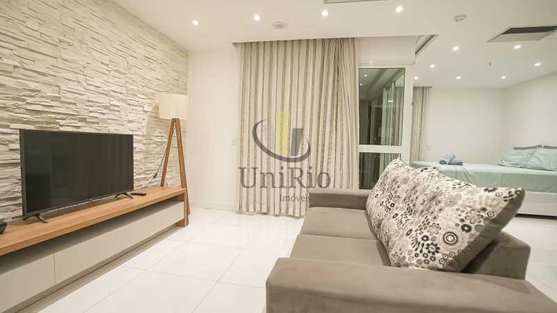 3833952b-0f9f-40ae-b43e-9e4250 - Apartamento 1 quarto à venda Barra da Tijuca, Rio de Janeiro - R$ 645.000 - FRAP10128 - 5