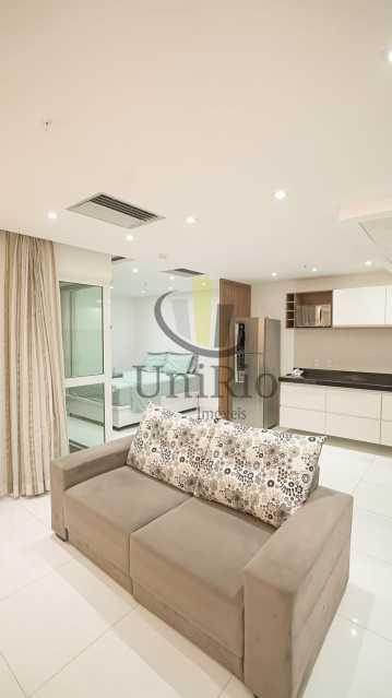 02f30a90-609f-4897-950d-321a46 - Apartamento 1 quarto à venda Barra da Tijuca, Rio de Janeiro - R$ 645.000 - FRAP10128 - 4