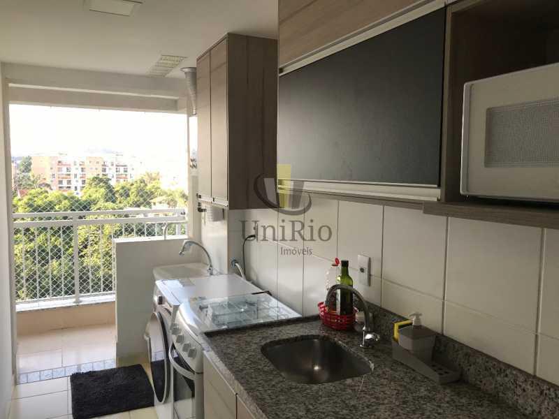 Area - Cobertura 3 quartos à venda Taquara, Rio de Janeiro - R$ 579.000 - FRCO30050 - 3