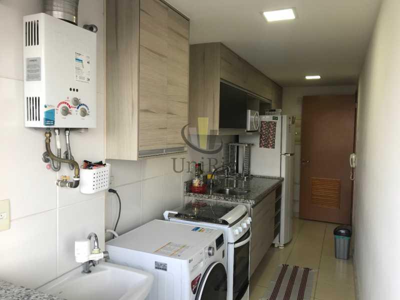 Cozinha - Cobertura 3 quartos à venda Taquara, Rio de Janeiro - R$ 579.000 - FRCO30050 - 5