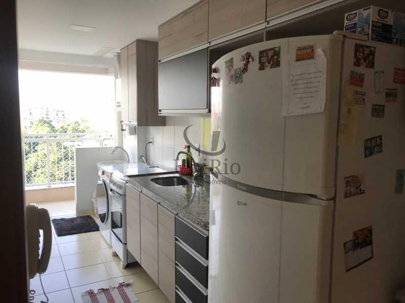 Cozinha1 - Cobertura 3 quartos à venda Taquara, Rio de Janeiro - R$ 579.000 - FRCO30050 - 6