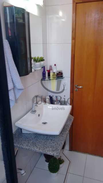 vera APT banheiro-2 - Apartamento 2 quartos à venda Taquara, Rio de Janeiro - R$ 270.000 - FRAP20099 - 11