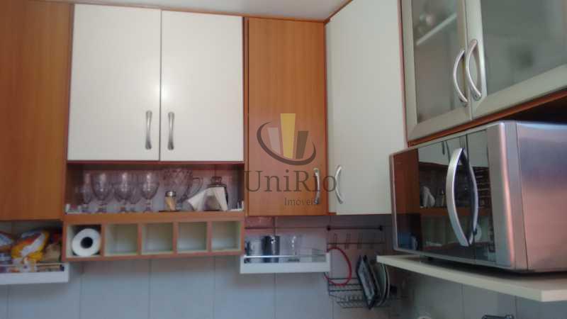 vera APT cozinha3 - Apartamento 2 quartos à venda Taquara, Rio de Janeiro - R$ 270.000 - FRAP20099 - 15