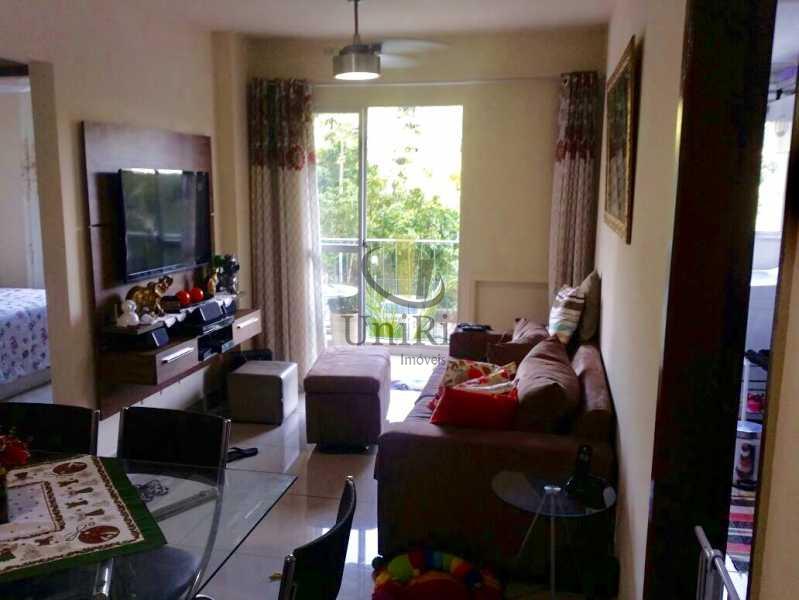 01 - Apartamento 2 quartos à venda Itanhangá, Rio de Janeiro - R$ 180.000 - FRAP20133 - 1