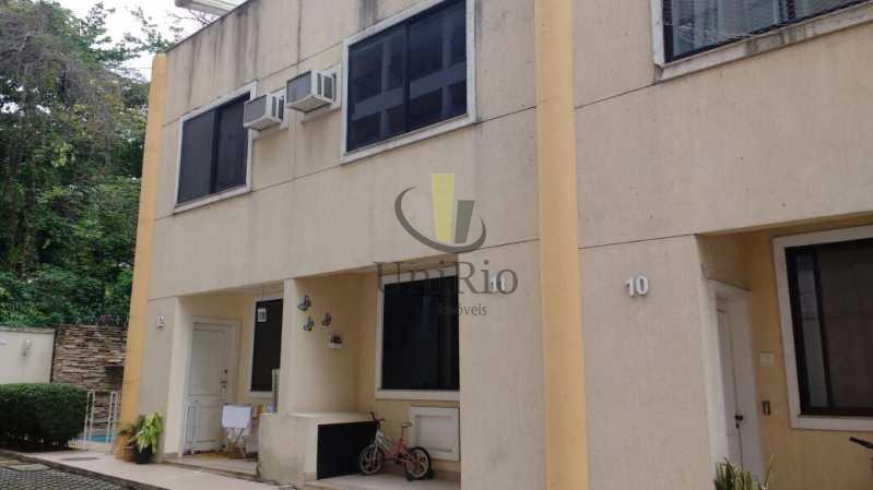 IMG_4739 - Casa em Condomínio 3 quartos à venda Taquara, Rio de Janeiro - R$ 420.000 - FRCN30011 - 17