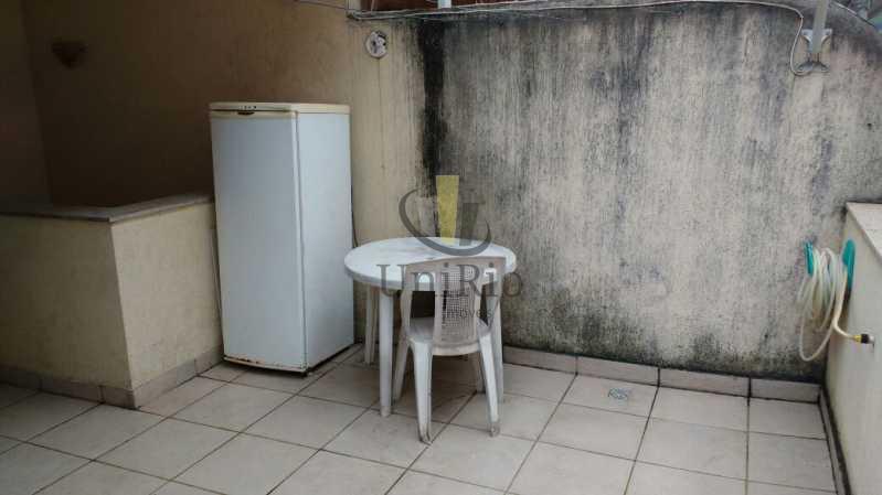 IMG_4741 - Casa em Condomínio 3 quartos à venda Taquara, Rio de Janeiro - R$ 420.000 - FRCN30011 - 19