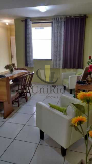 IMG_4743 - Casa em Condomínio 3 quartos à venda Taquara, Rio de Janeiro - R$ 420.000 - FRCN30011 - 1