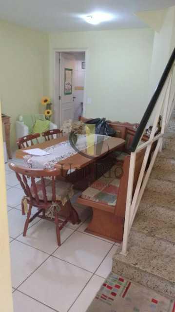 IMG_4744 - Casa em Condomínio 3 quartos à venda Taquara, Rio de Janeiro - R$ 420.000 - FRCN30011 - 3