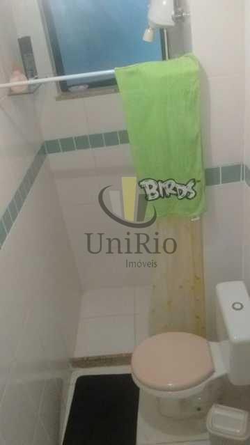 IMG_4753 - Casa em Condomínio 3 quartos à venda Taquara, Rio de Janeiro - R$ 420.000 - FRCN30011 - 12