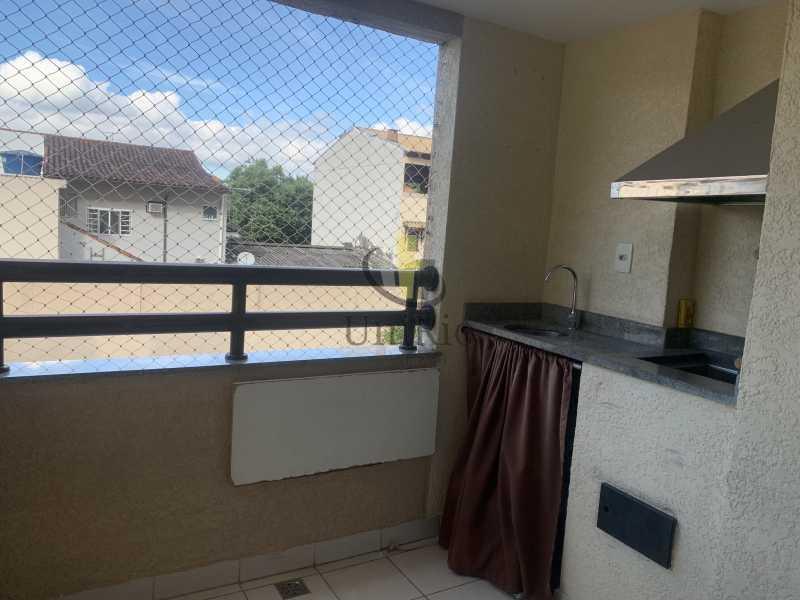 2CA7C970-9329-4744-8F65-F80064 - Apartamento 2 quartos à venda Taquara, Rio de Janeiro - R$ 285.000 - FRAP20234 - 3