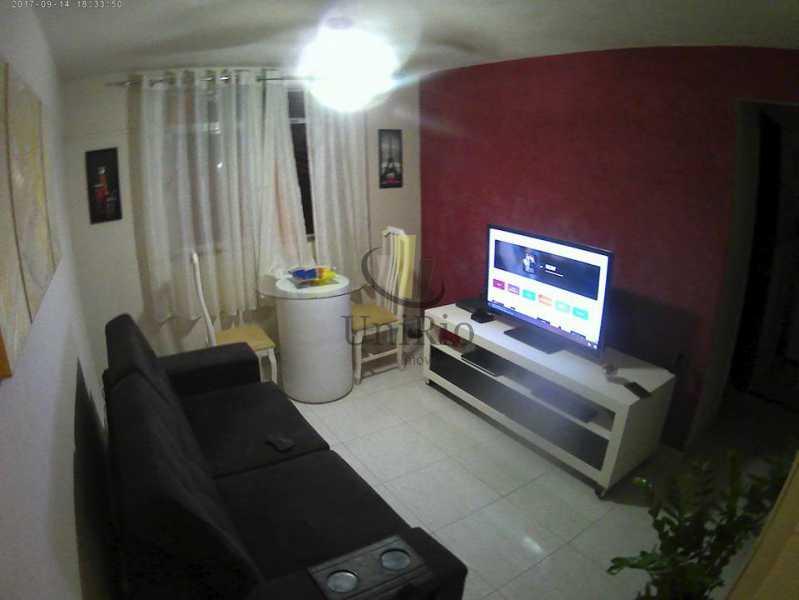 01 - Apartamento 1 quarto à venda Taquara, Rio de Janeiro - R$ 140.000 - FRAP10060 - 1