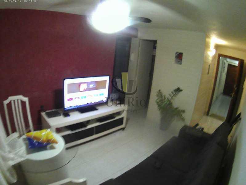 02 - Apartamento 1 quarto à venda Taquara, Rio de Janeiro - R$ 140.000 - FRAP10060 - 3