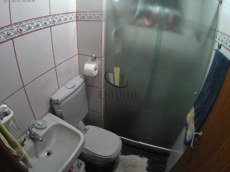 05 - Apartamento 1 quarto à venda Taquara, Rio de Janeiro - R$ 140.000 - FRAP10060 - 6