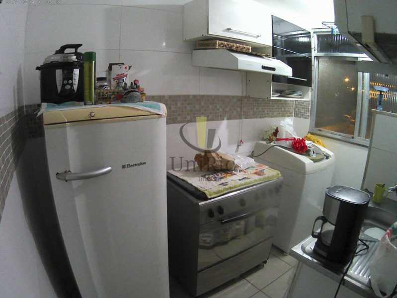 07 - Apartamento 1 quarto à venda Taquara, Rio de Janeiro - R$ 140.000 - FRAP10060 - 8
