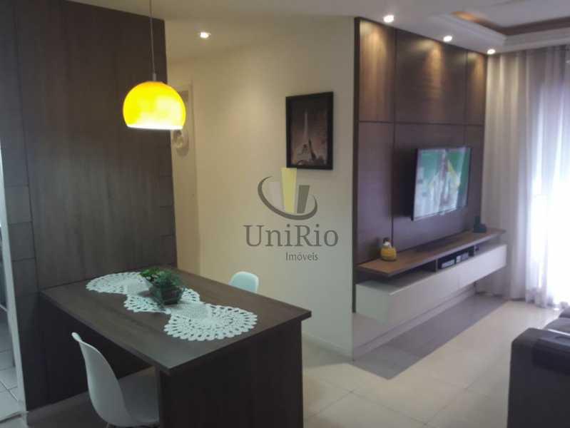 01 - Apartamento 2 quartos à venda Taquara, Rio de Janeiro - R$ 250.000 - FRAP20494 - 1