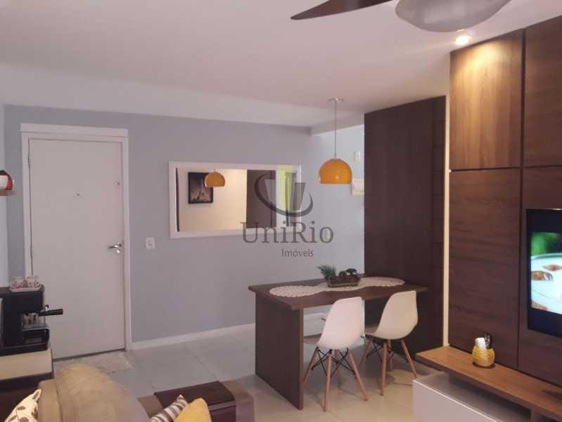 03 - Apartamento 2 quartos à venda Taquara, Rio de Janeiro - R$ 250.000 - FRAP20494 - 4