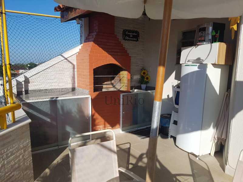 5079e47b-e84d-47a0-a6ee-da7df5 - Cobertura 2 quartos à venda Pechincha, Rio de Janeiro - R$ 485.000 - FRCO20006 - 24