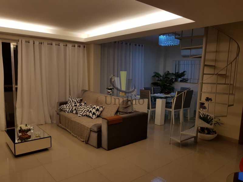 ac530dd5-3861-431b-ad23-b0b864 - Cobertura 2 quartos à venda Pechincha, Rio de Janeiro - R$ 485.000 - FRCO20006 - 6