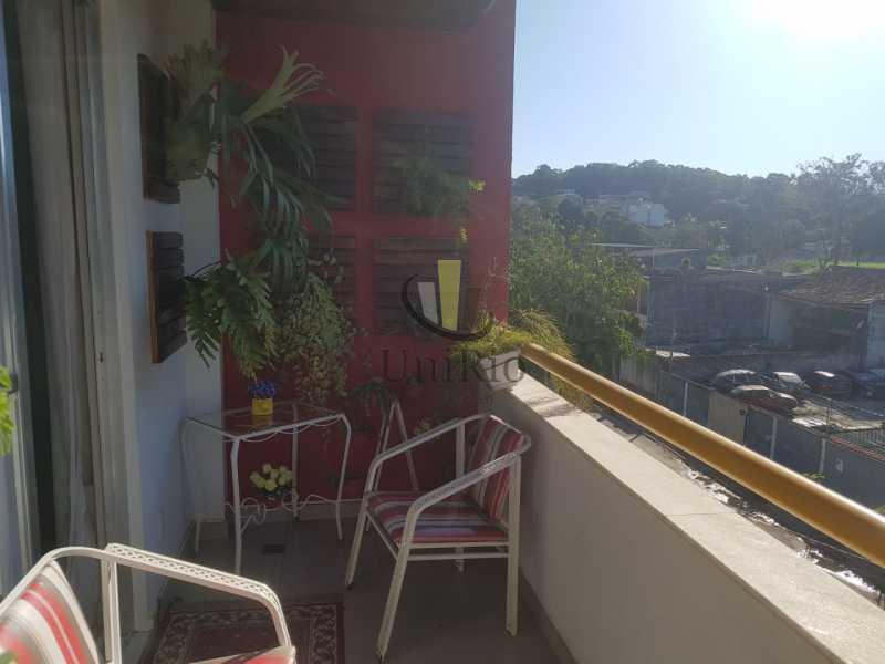 dbcc08bd-00ed-42f2-a31b-7ff163 - Cobertura 2 quartos à venda Pechincha, Rio de Janeiro - R$ 485.000 - FRCO20006 - 23
