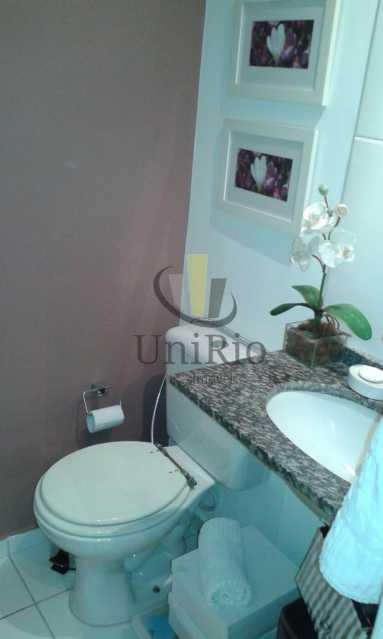 IMG-8613 - Cobertura 3 quartos à venda Taquara, Rio de Janeiro - R$ 350.000 - FRCO30027 - 9