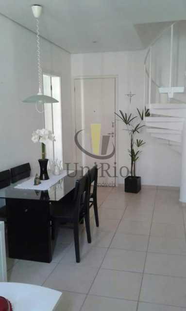 IMG-8622 - Cobertura 3 quartos à venda Taquara, Rio de Janeiro - R$ 350.000 - FRCO30027 - 4