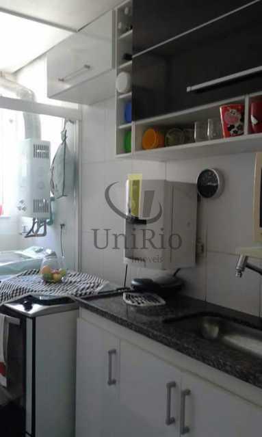 IMG-8627 - Cobertura 3 quartos à venda Taquara, Rio de Janeiro - R$ 350.000 - FRCO30027 - 16