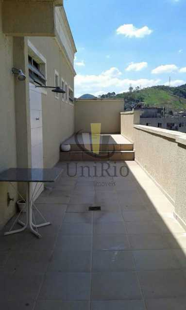 IMG-8630 - Cobertura 3 quartos à venda Taquara, Rio de Janeiro - R$ 350.000 - FRCO30027 - 21