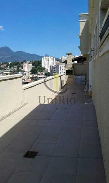 IMG-8634 - Cobertura 3 quartos à venda Taquara, Rio de Janeiro - R$ 350.000 - FRCO30027 - 23