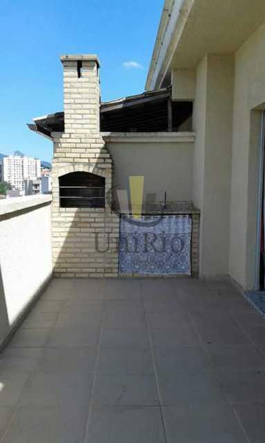 IMG-8635 - Cobertura 3 quartos à venda Taquara, Rio de Janeiro - R$ 350.000 - FRCO30027 - 19
