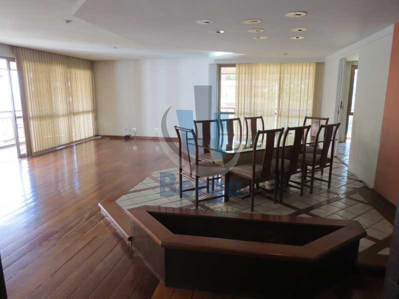 IMG_6176 - Apartamento para alugar Avenida Prefeito Mendes de Morais,São Conrado, Rio de Janeiro - R$ 7.900 - LMAP30035 - 3