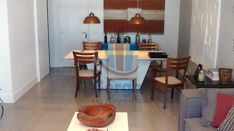 sala jantar1 - Cobertura À VENDA, Recreio dos Bandeirantes, Rio de Janeiro, RJ - LMCO20002 - 3