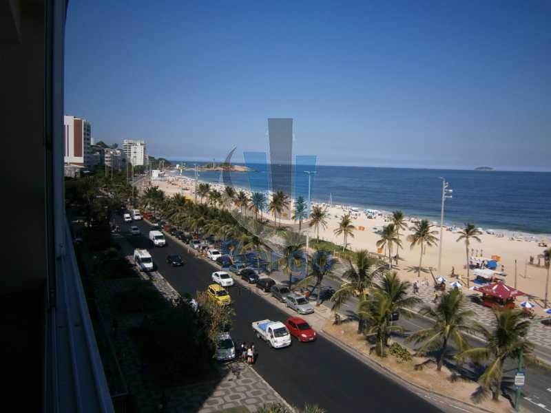P4140052 - Apartamento Avenida Vieira Souto,Ipanema, Rio de Janeiro, RJ Para Alugar, 4 Quartos, 350m² - LMAP40006 - 4