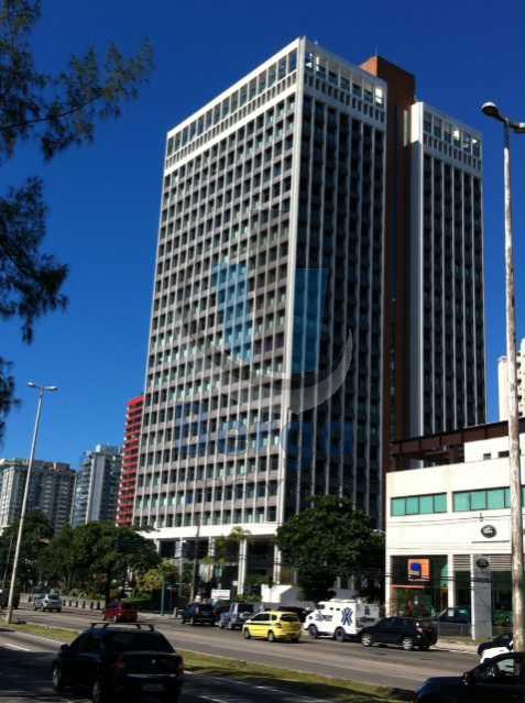 IMG_2398 - Sala Comercial 48m² à venda Avenida das Américas,Barra da Tijuca, Rio de Janeiro - R$ 520.000 - LMSL00061 - 1