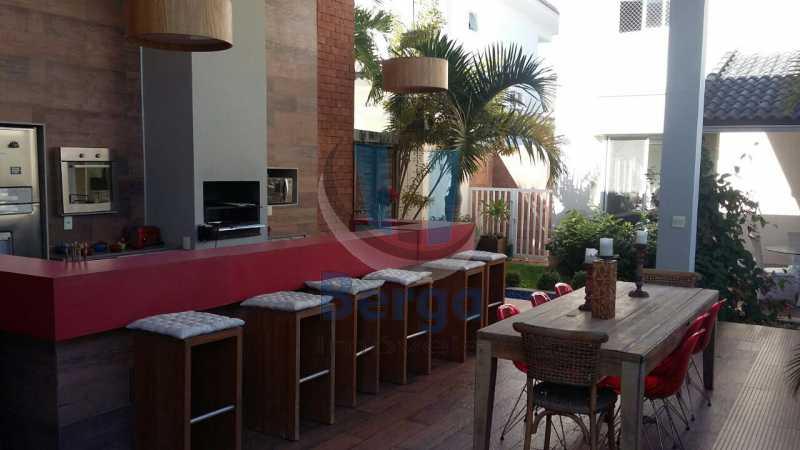 image_15 - Casa em Condomínio 4 quartos à venda Barra da Tijuca, Rio de Janeiro - R$ 5.500.000 - LMCN40011 - 22
