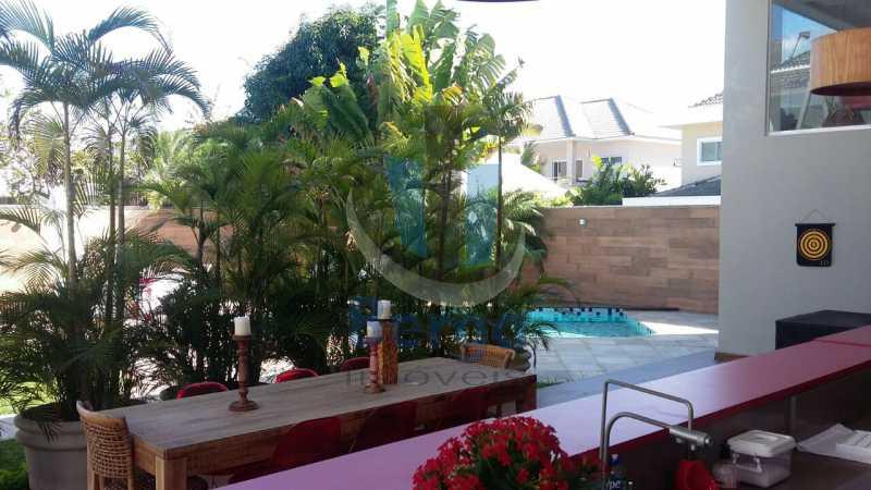 image_16 - Casa em Condomínio 4 quartos à venda Barra da Tijuca, Rio de Janeiro - R$ 5.500.000 - LMCN40011 - 23