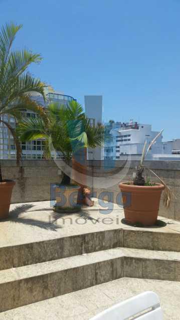 Redent10 - coberura 13 - Cobertura 3 quartos à venda Ipanema, Rio de Janeiro - R$ 6.500.000 - LMCO30016 - 13