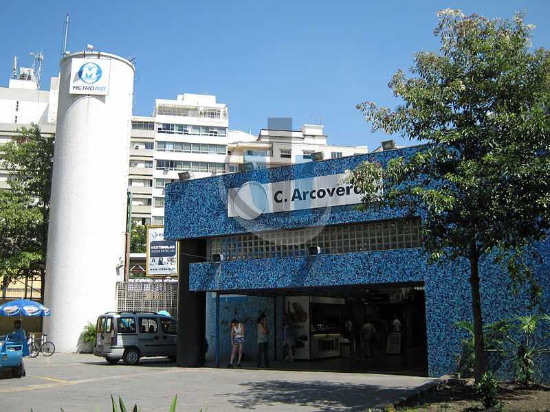 Metrô_Rio_-_Estação_Cardeal - Kitnet/Conjugado 30m² à venda Copacabana, Rio de Janeiro - R$ 350.000 - LMKI00022 - 16