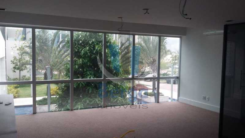 Mezanino 2 - Loja 125m² para alugar Barra da Tijuca, Rio de Janeiro - R$ 2.500 - LMLJ00010 - 1