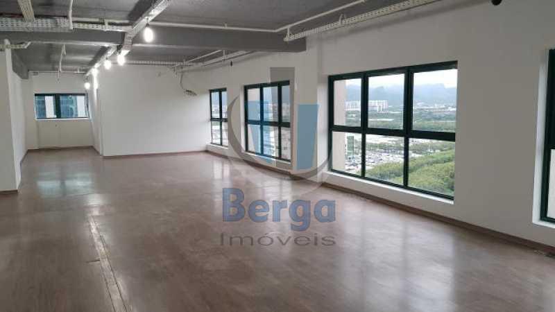 2 - Sala Comercial 140m² para alugar Barra da Tijuca, Rio de Janeiro - R$ 6.000 - LMSL00089 - 1