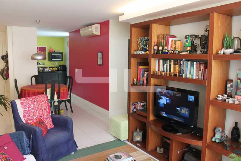0001 - Apartamento 3 quartos à venda Rio de Janeiro,RJ - R$ 650.000 - 00123AP - 1