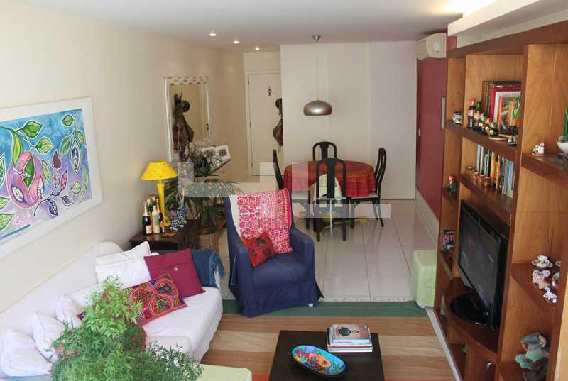 0003 - Apartamento 3 quartos à venda Rio de Janeiro,RJ - R$ 650.000 - 00123AP - 4