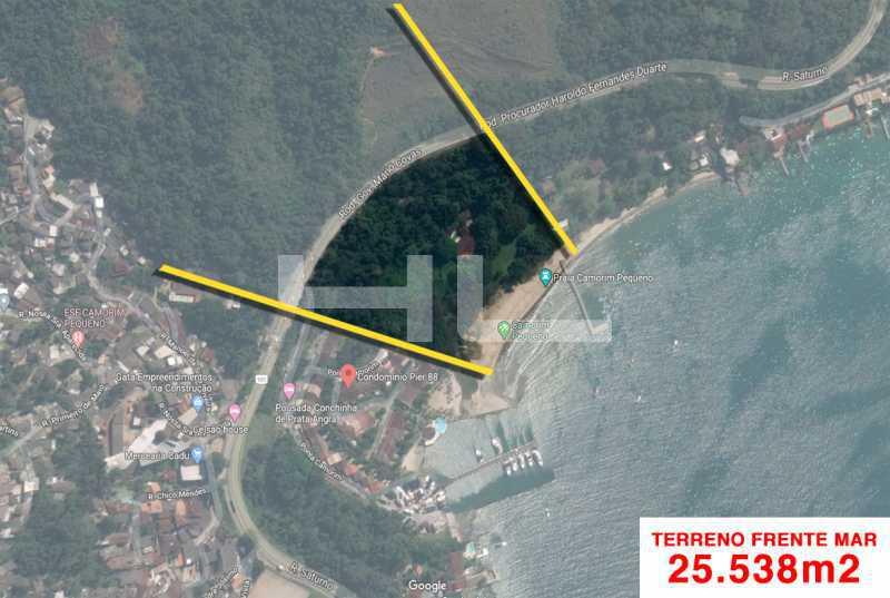 0002 - Terreno 25538m² à venda Angra dos Reis,RJ - R$ 9.000.000 - 01094TE - 3