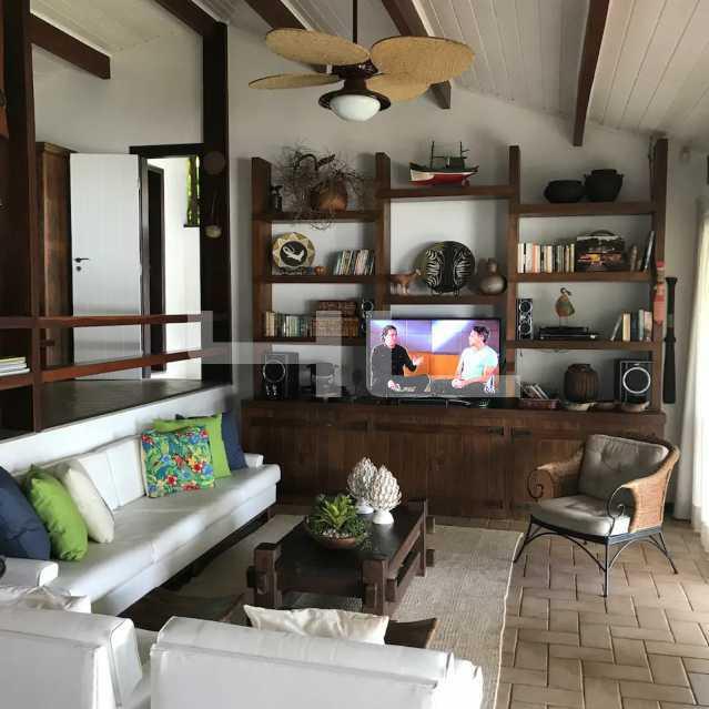 3 - Casa em Condomínio 5 quartos à venda Angra dos Reis,RJ - R$ 3.950.000 - 01097CA - 4