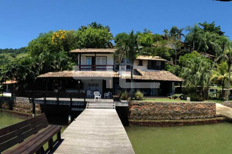 1 - Casa em Condomínio 5 quartos à venda Angra dos Reis,RJ - R$ 3.950.000 - 01097CA - 1