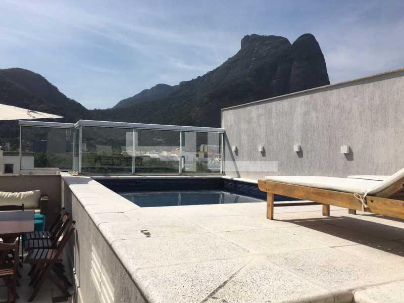 1 - Cobertura 4 quartos à venda Rio de Janeiro,RJ - R$ 3.090.000 - 01100CO - 3