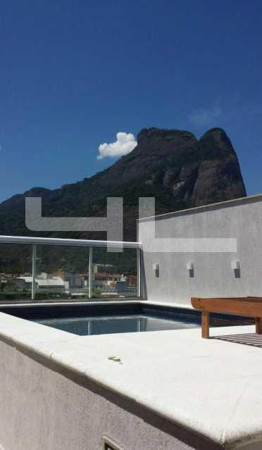 2 - Cobertura 4 quartos à venda Rio de Janeiro,RJ - R$ 3.090.000 - 01100CO - 1